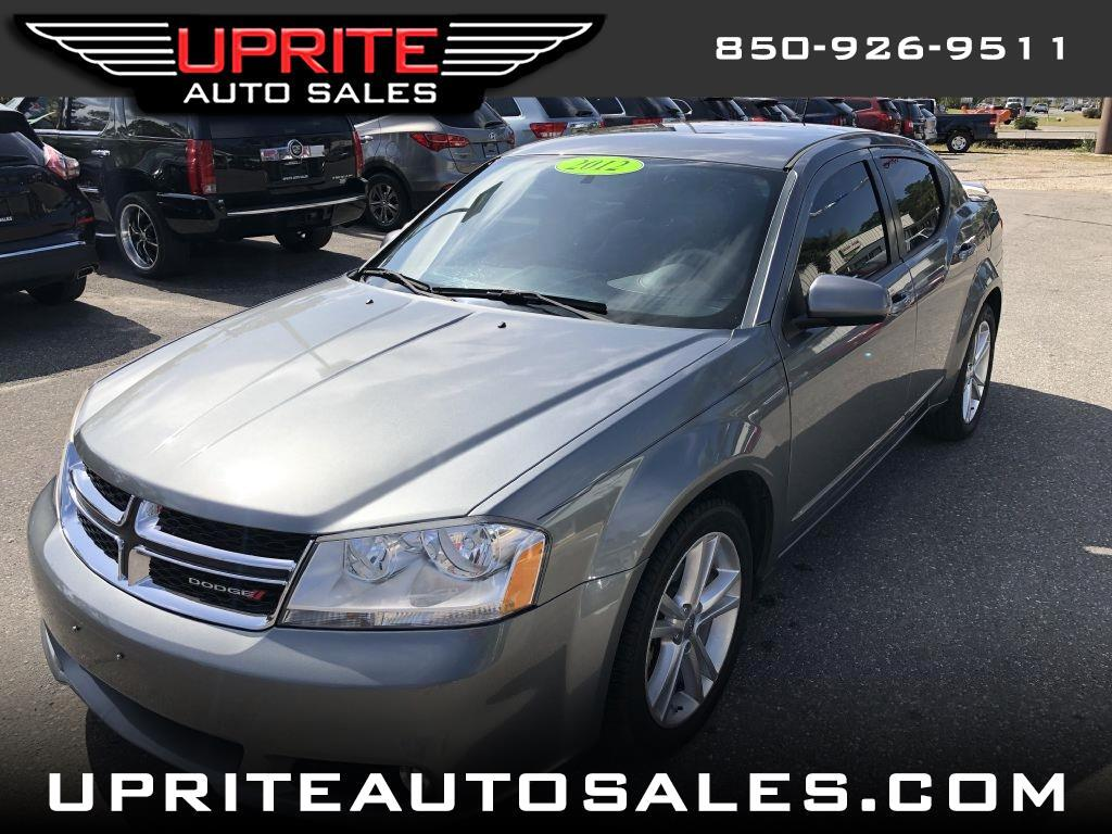 Dodge Avenger 4dr Sdn SXT Plus 2012