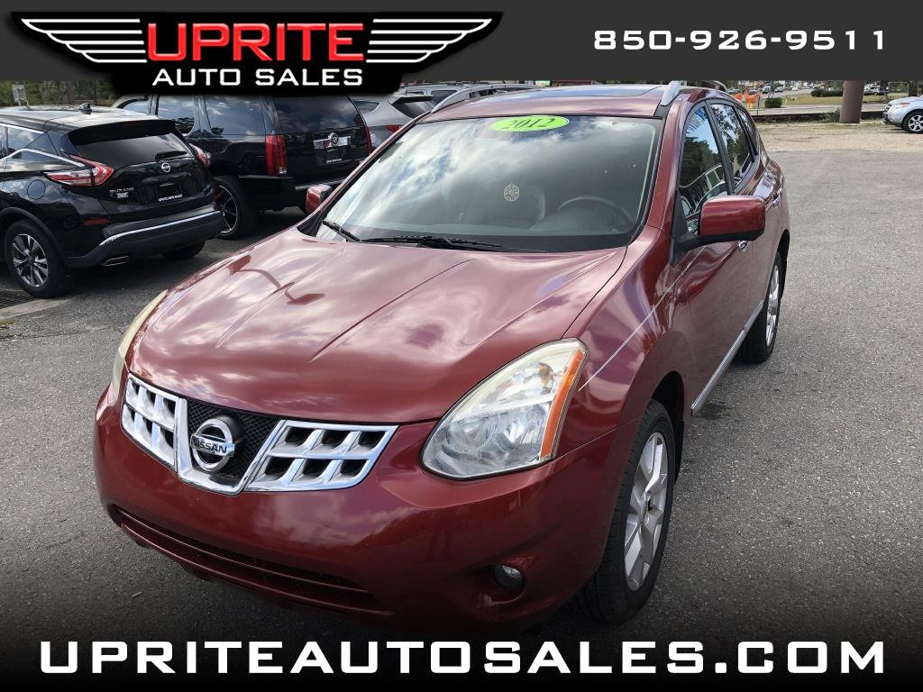 2012 Nissan Rogue FWD 4dr SL