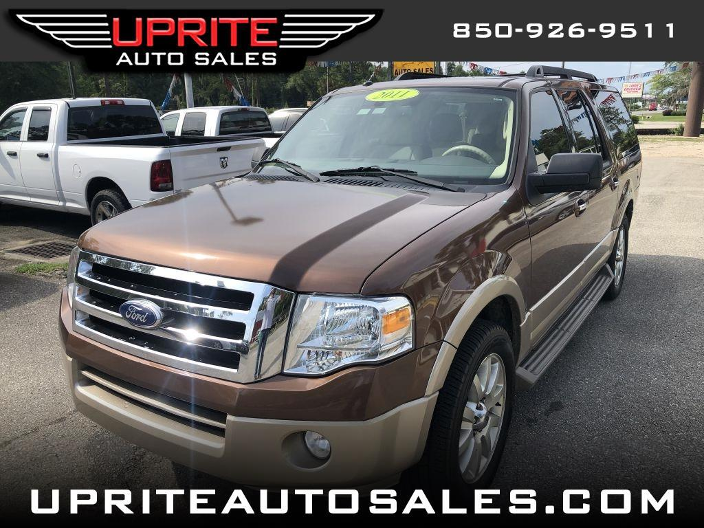 Ford Expedition EL 2WD 4dr King Ranch 2011