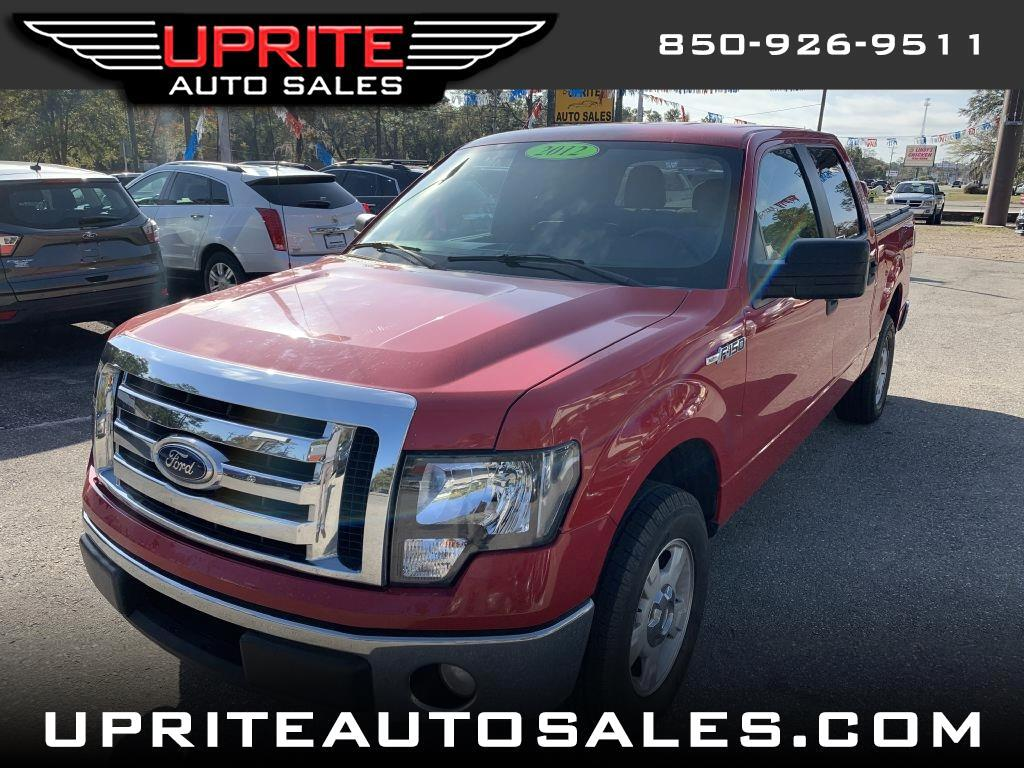 "Ford F-150 2WD SuperCrew 145"" Platinum 2012"