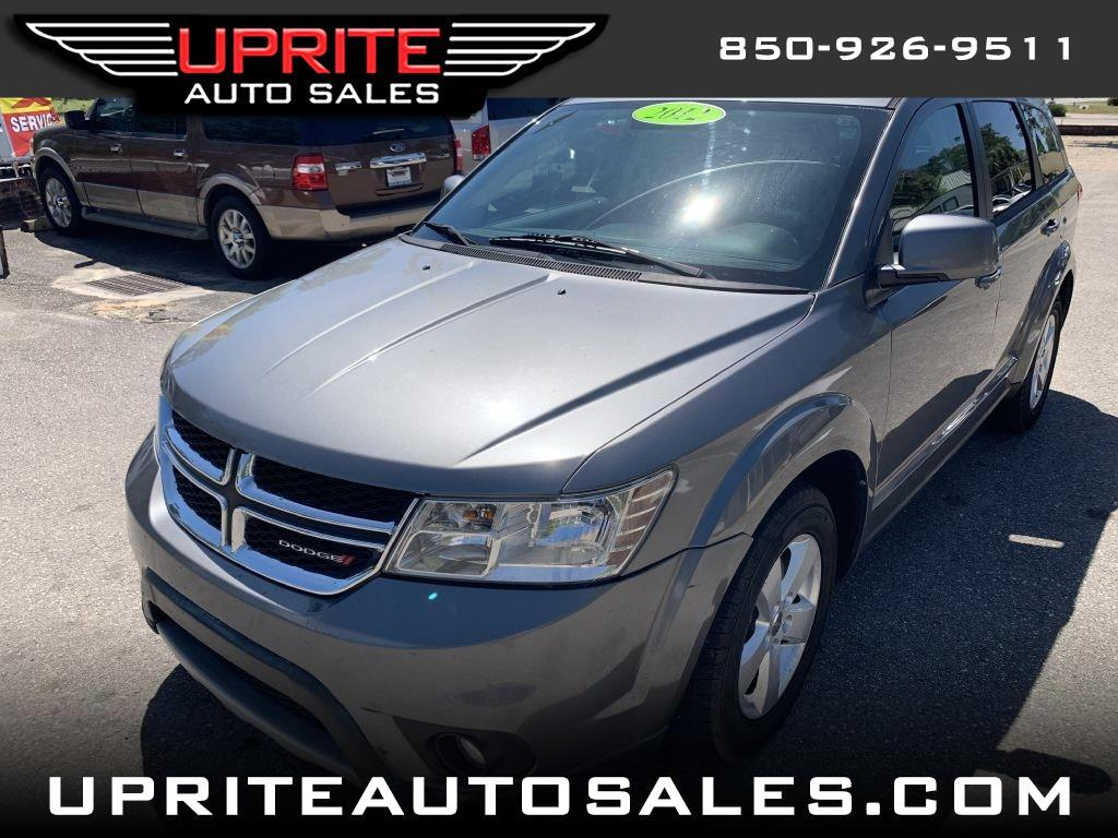 Dodge Journey FWD 4dr SXT 2012