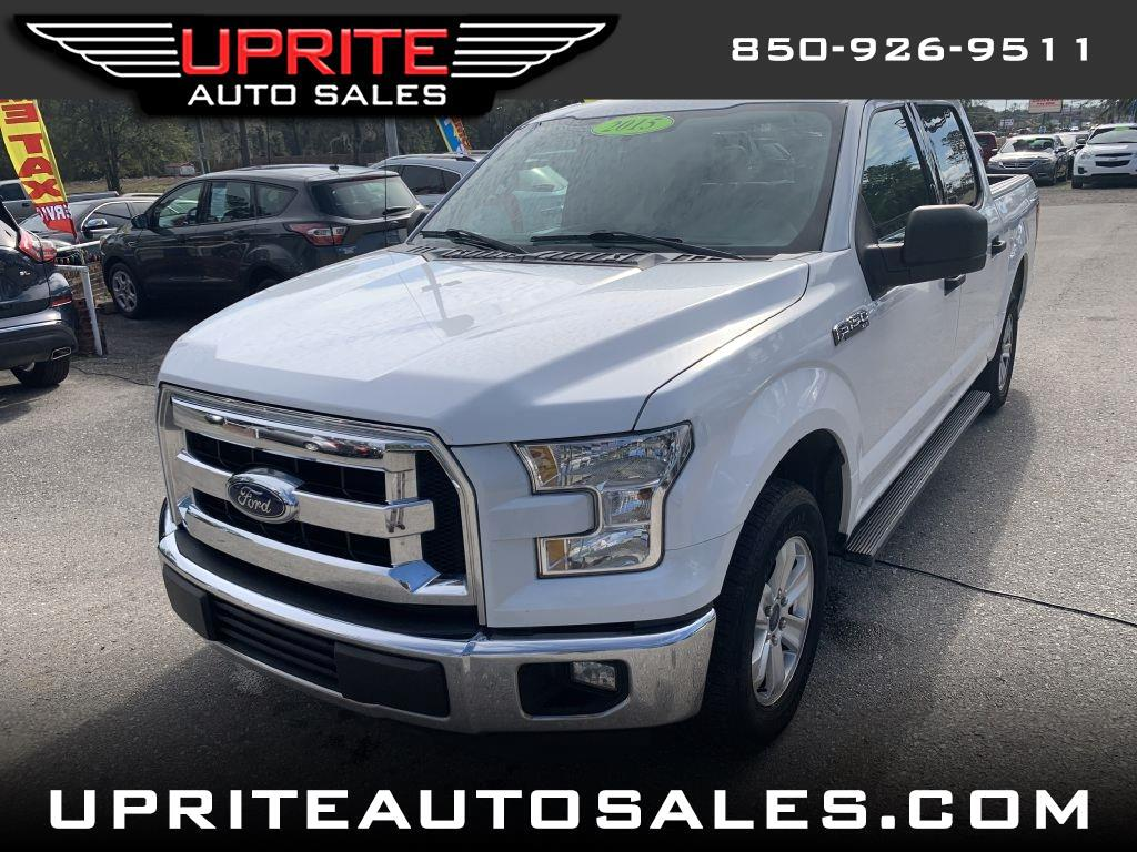 "Ford F-150 2WD SuperCrew 157"" King Ranch 2015"