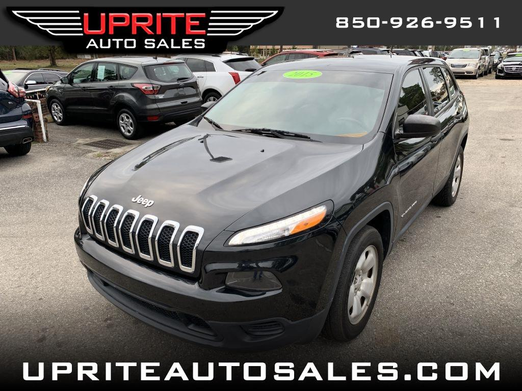 Jeep Cherokee FWD 4dr Sport 2015