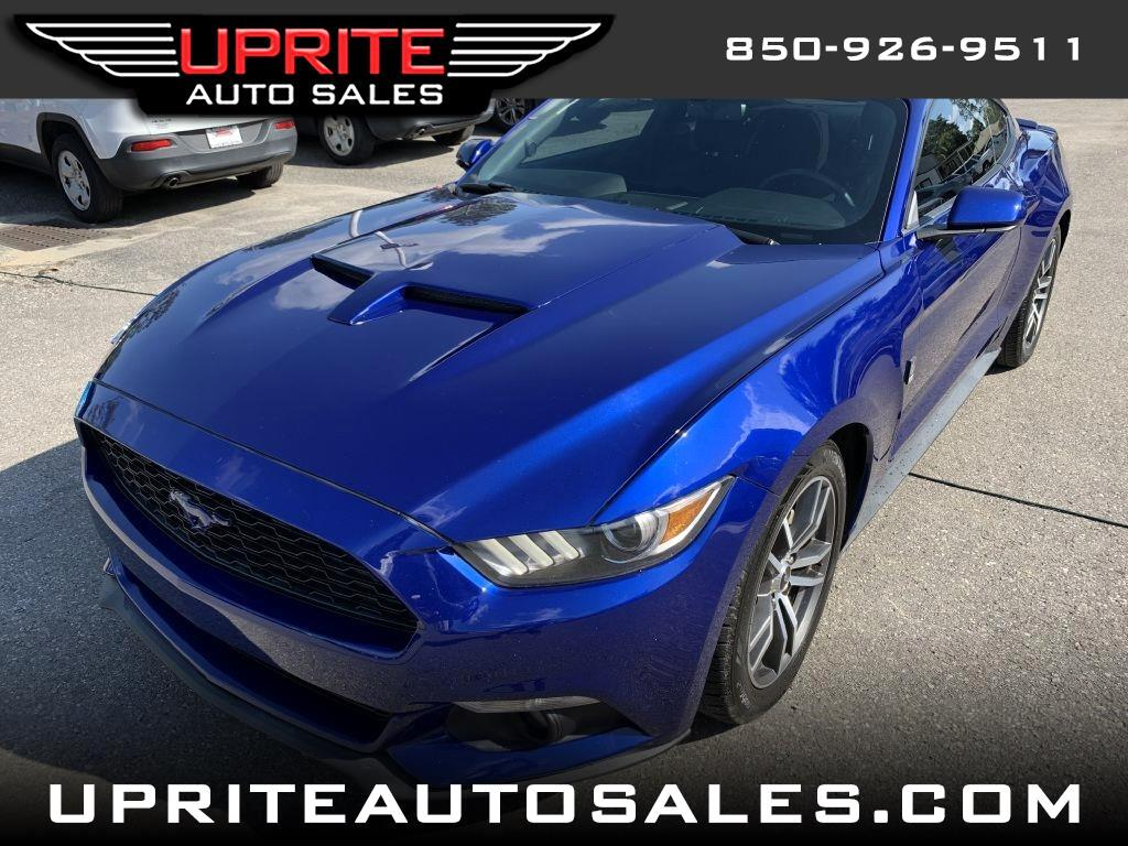 Ford Mustang 2dr Fastback EcoBoost 2016