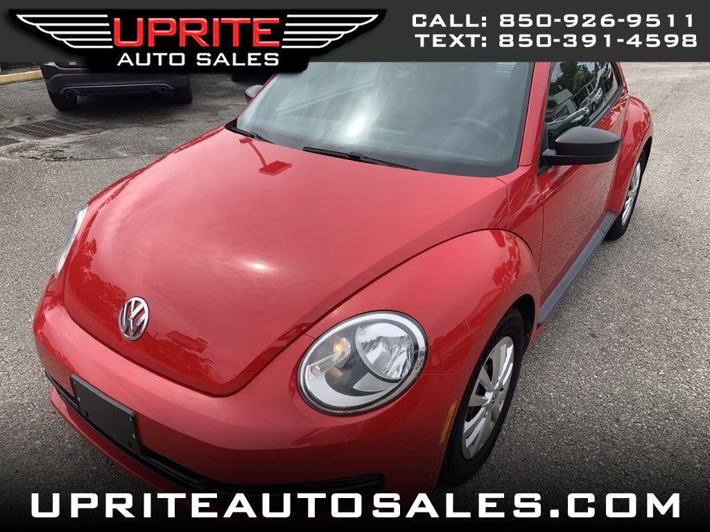 Volkswagen Beetle 2dr Cpe Auto Entry PZEV *Ltd Avail* 2012