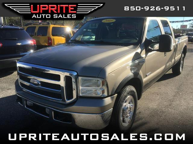 2005 Ford F-250 SD XL Crew Cab 2WD