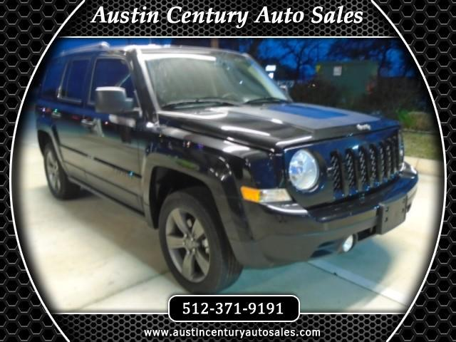 jeep patriot x high altitude for sale in austin tx cargurus