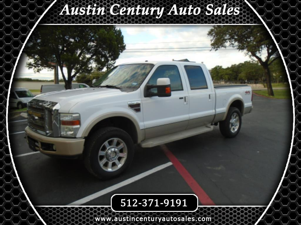 2008 Ford F-250 SD KingRanch