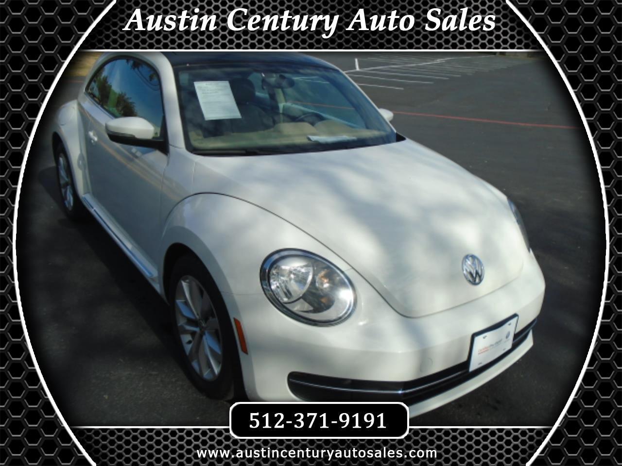 2015 Volkswagen Beetle TDI 6A