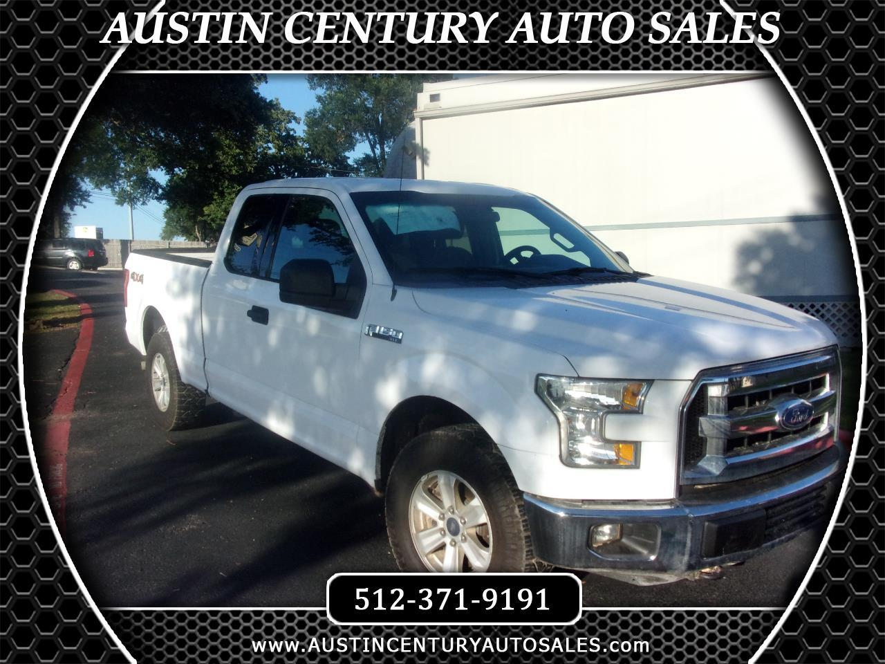 2015 Ford F-150 Supercab 157