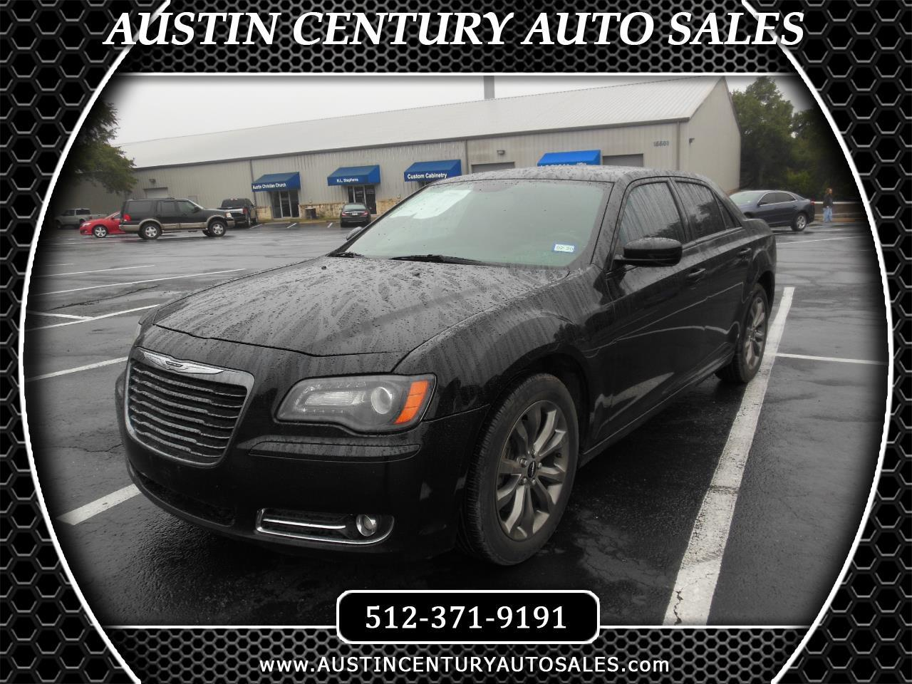 Chrysler 300 S V6 AWD 2014