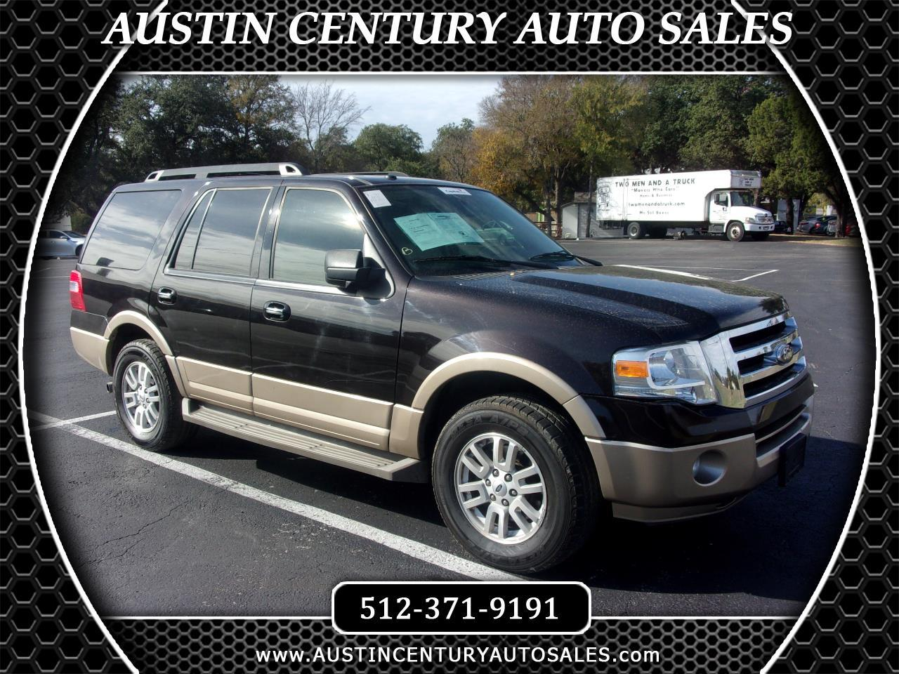 "Ford Expedition 119"" WB XLT 2014"