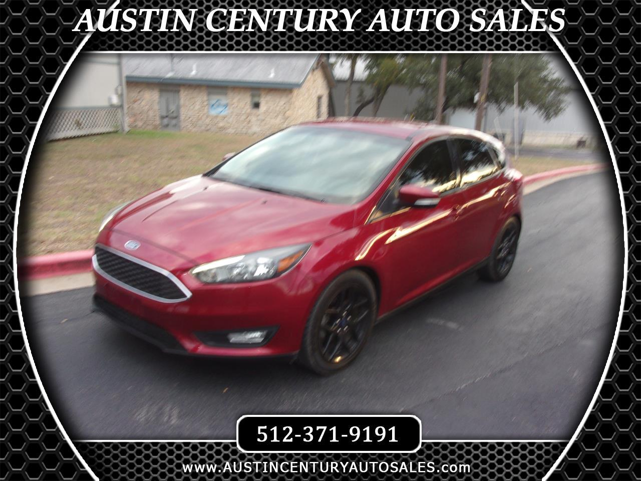 Ford Focus SE Hatch 2016