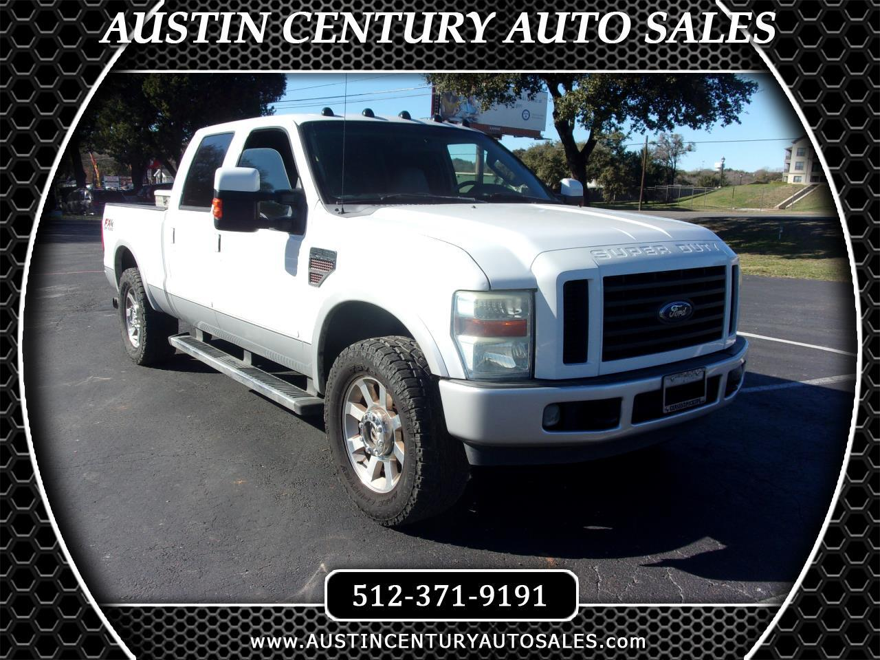 Ford F-250 SD Lariat Crew Cab Long Bed 4WD 2010