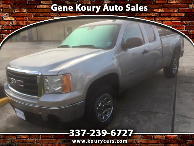 2007 GMC Sierra 1500 Work Truck Ext. Cab Short Box 2WD