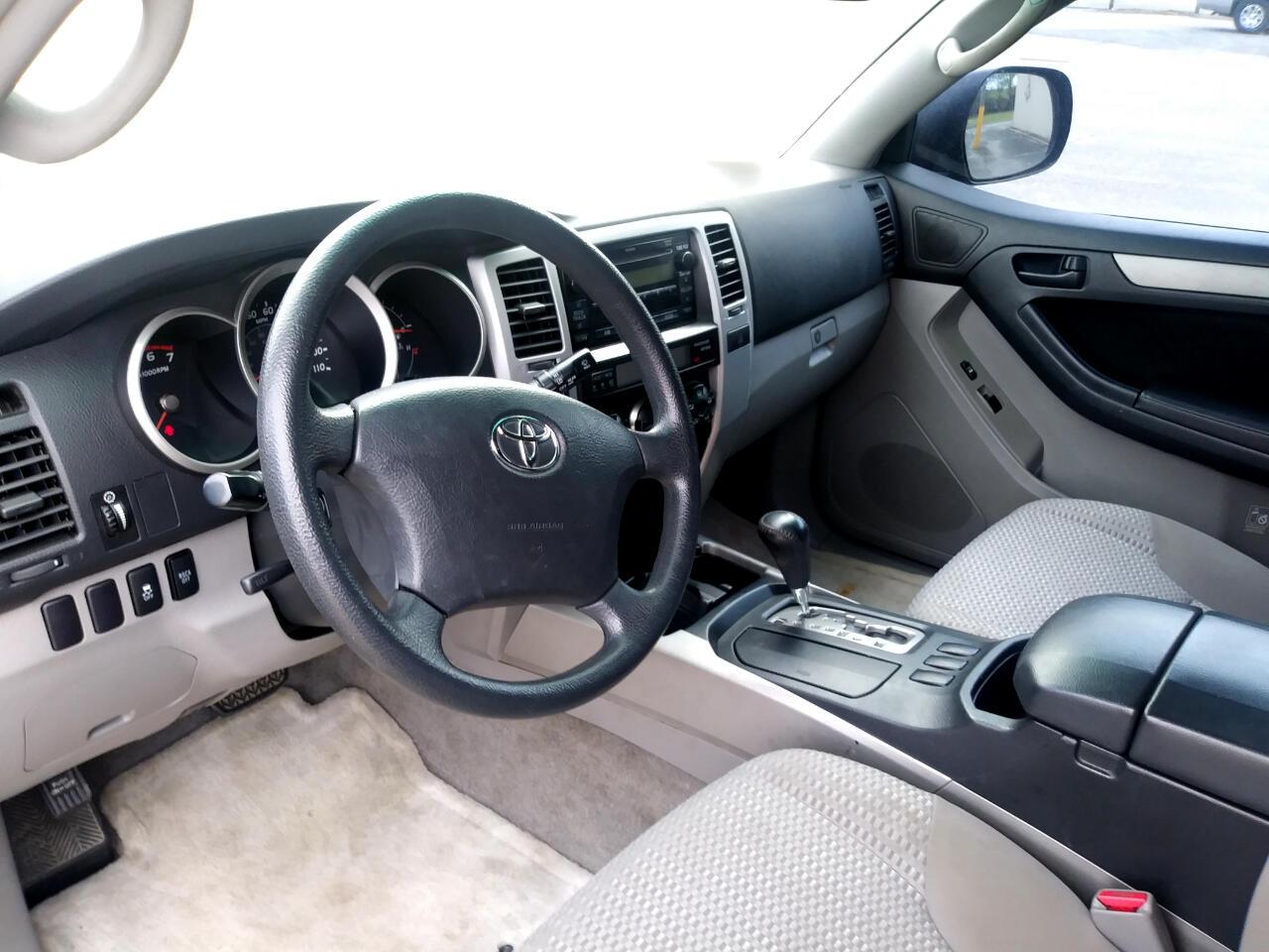 2008 Toyota 4Runner Sport Edition 2WD