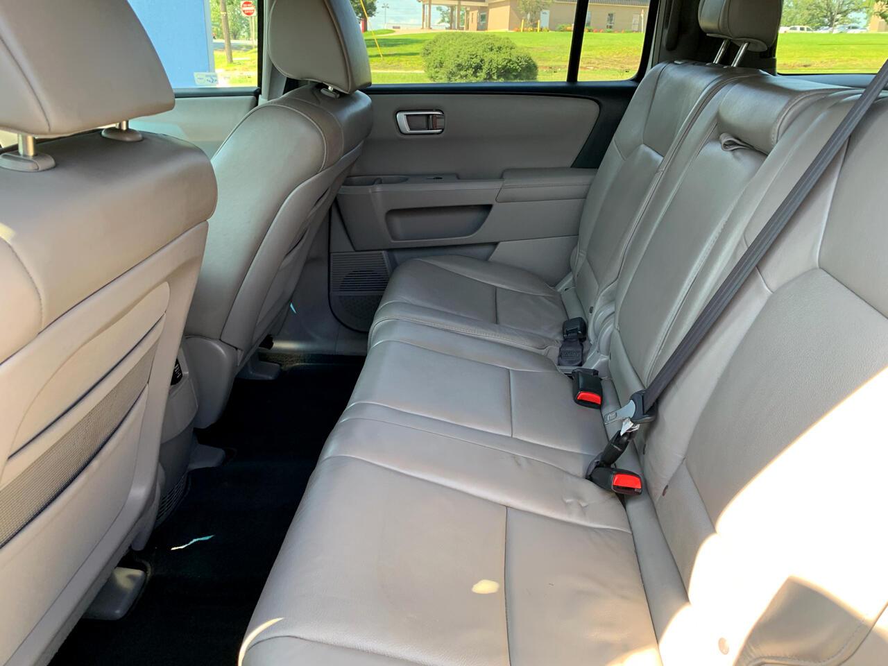 2009 Honda Pilot EX-L 2WD