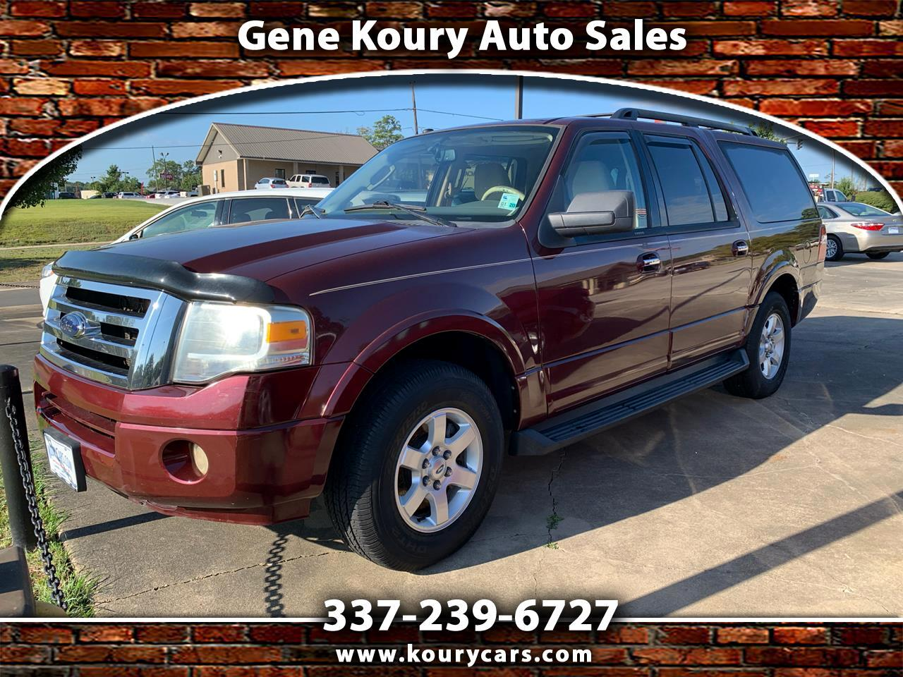 2010 Ford Expedition EL XLT 2WD