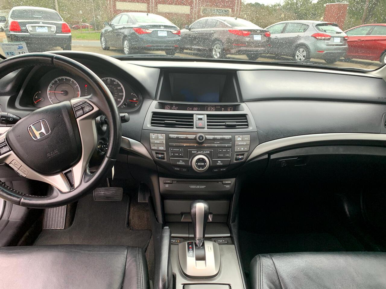 2010 Honda Accord EX-L V-6 Coupe AT