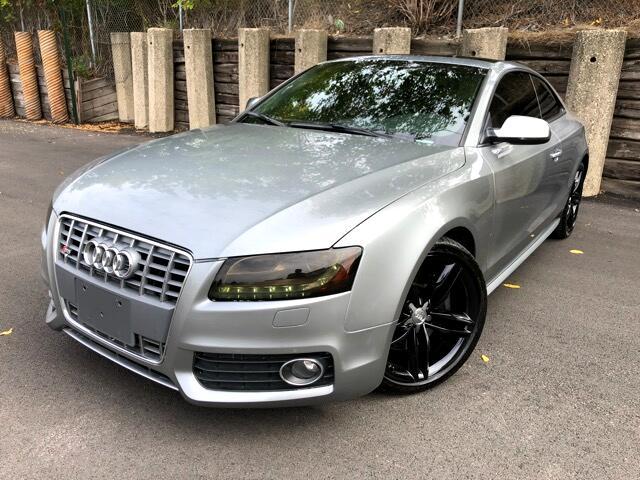 2011 Audi S5 4.2 Prestige Coupe Quattro Tiptronic