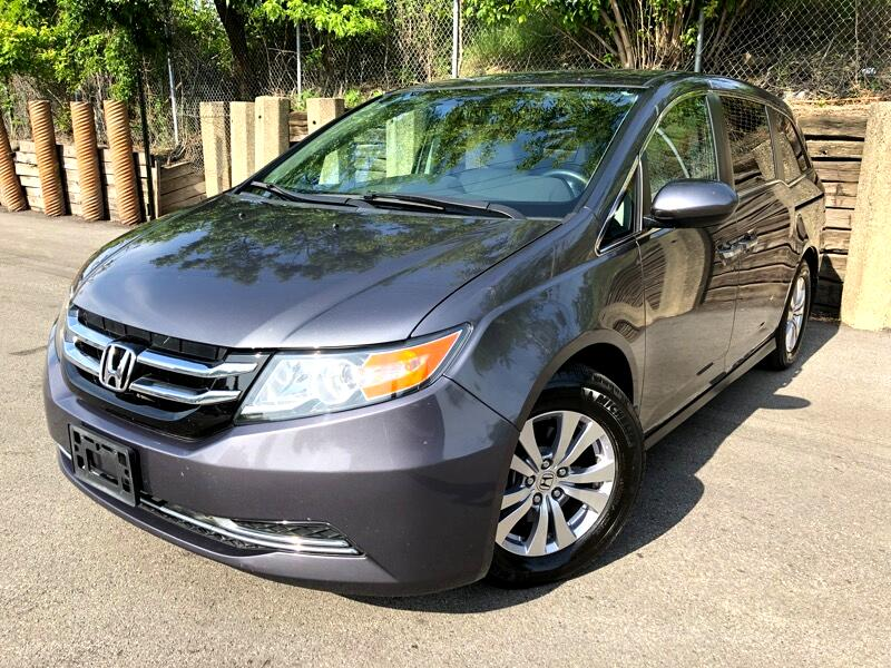 2016 Honda Odyssey SE W/REAR ENTERTAINMENT