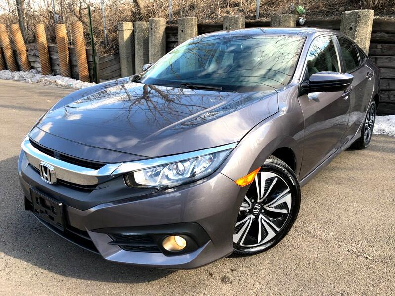 2018 Honda Civic EX-TL Sedan CVT