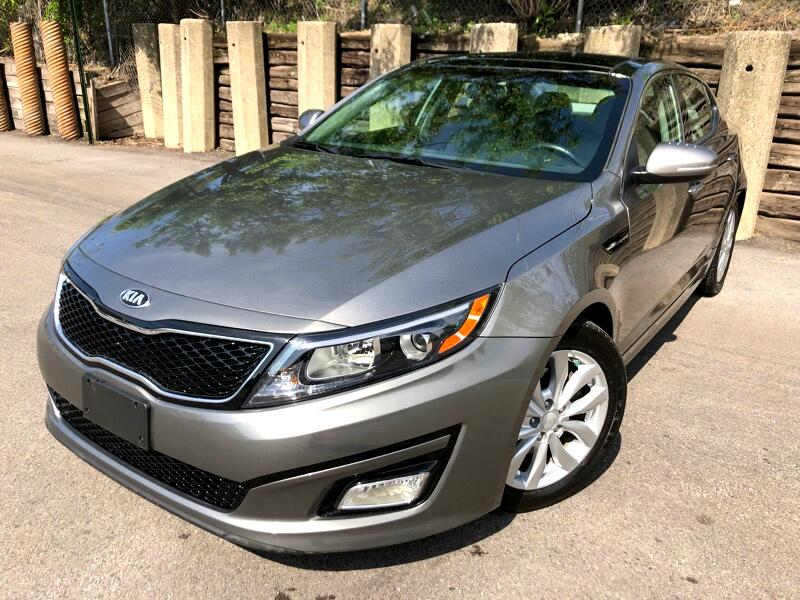 2015 Kia Optima EX GDI