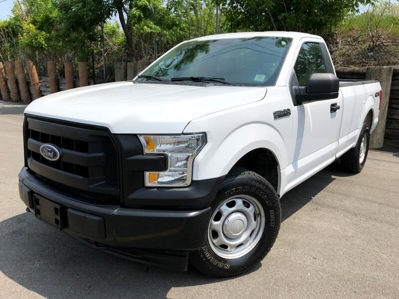 2017 Ford F-150 XL 8-ft. Bed 4WD