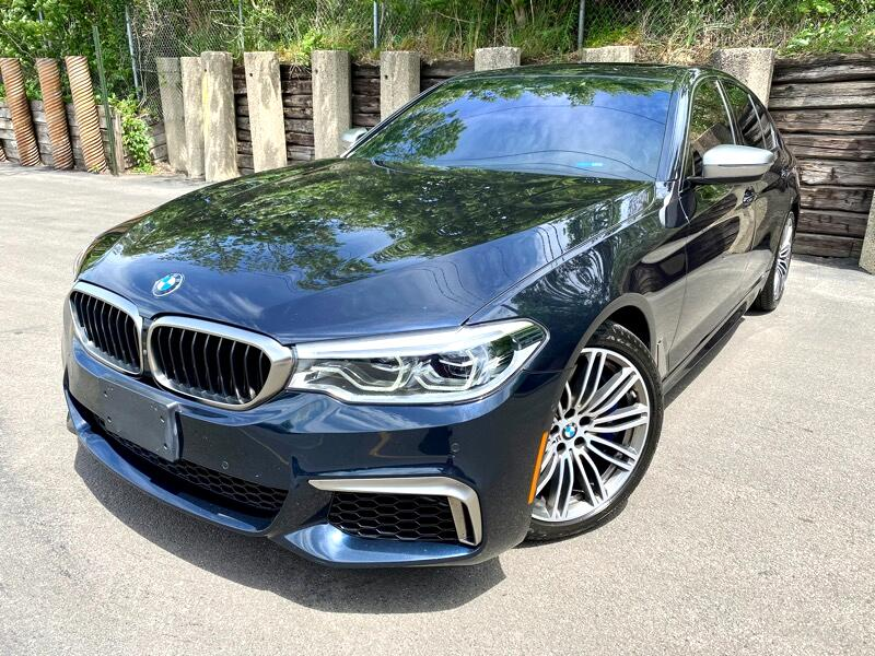 BMW 5-Series M550i xDrive 2018