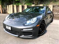 2014 Porsche Panamera Hybrid