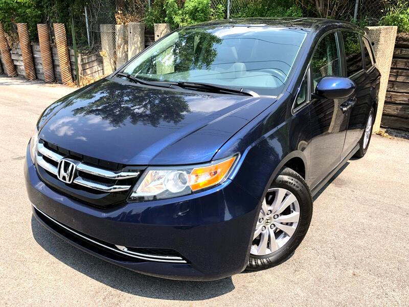 2016 Honda Odyssey EX-L