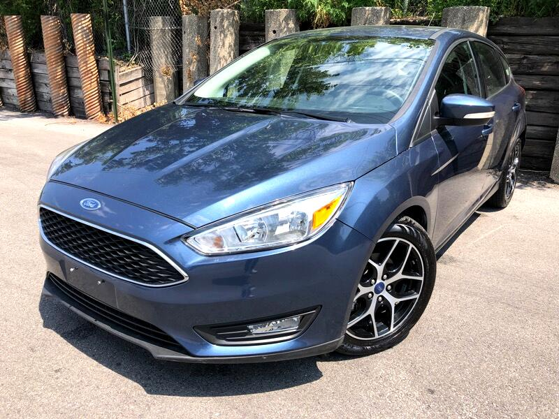 Ford Focus SEL Hatch 2018