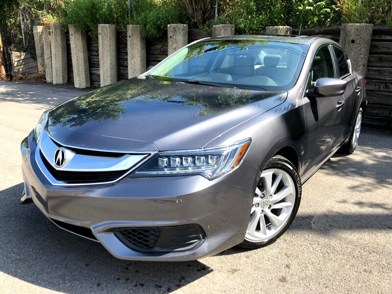 2018 Acura ILX 8-Spd AT w/ Premium Package
