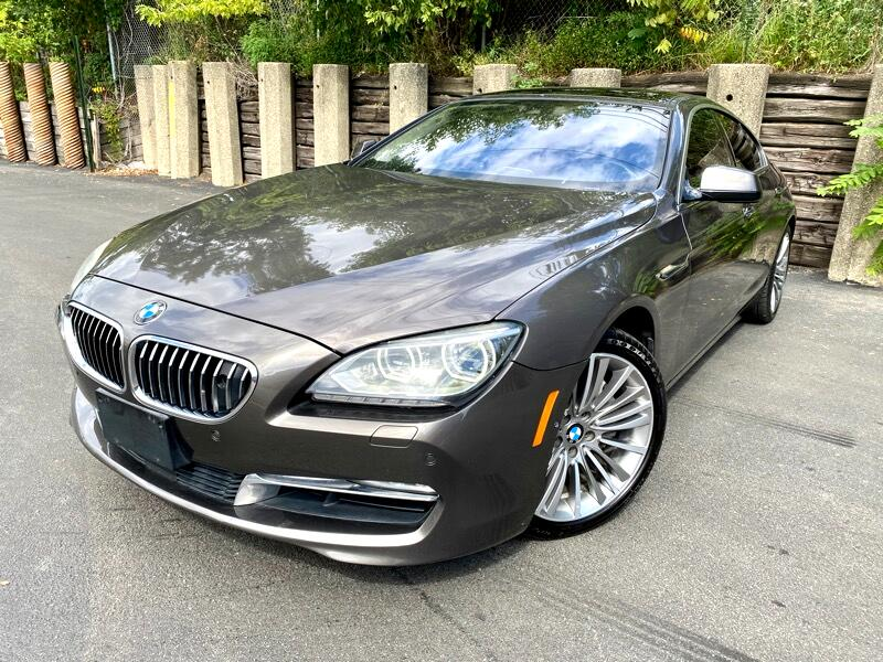 BMW 6-Series Gran Coupe 650i xDrive 2015