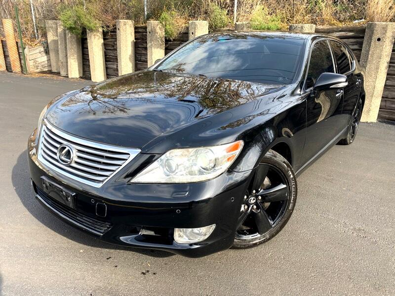 Lexus LS 460 Luxury Sedan 2010