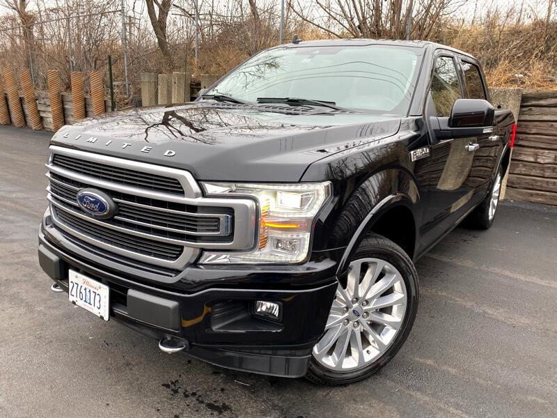 2019 Ford F-150 LIMITED SUPERCREW 5.5-FT. 4WD