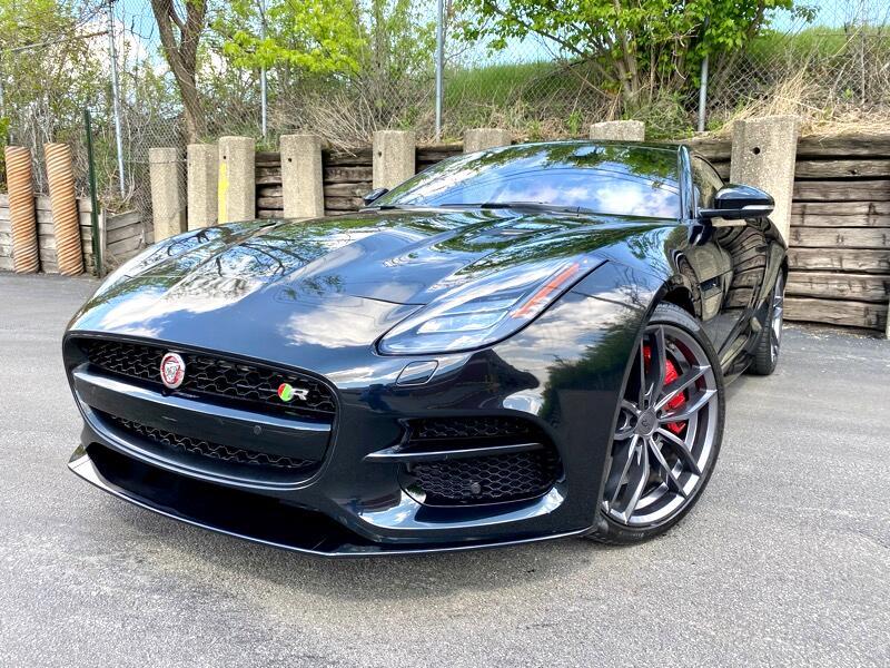 Jaguar F-Type R Coupe AWD 2018