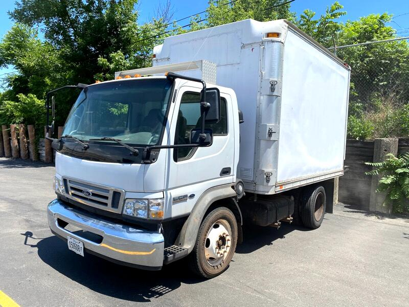 Ford LCF 450 Regular Cab DRW 2WD 2008