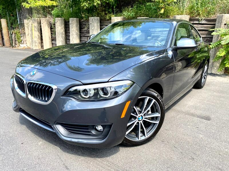 BMW 2-Series 230i Coupe 2018