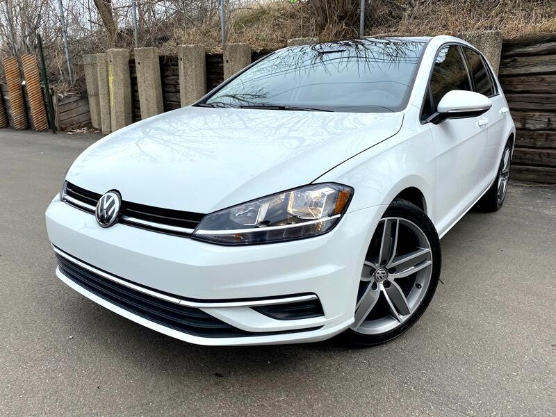 Volkswagen Golf TSI 8A 2020