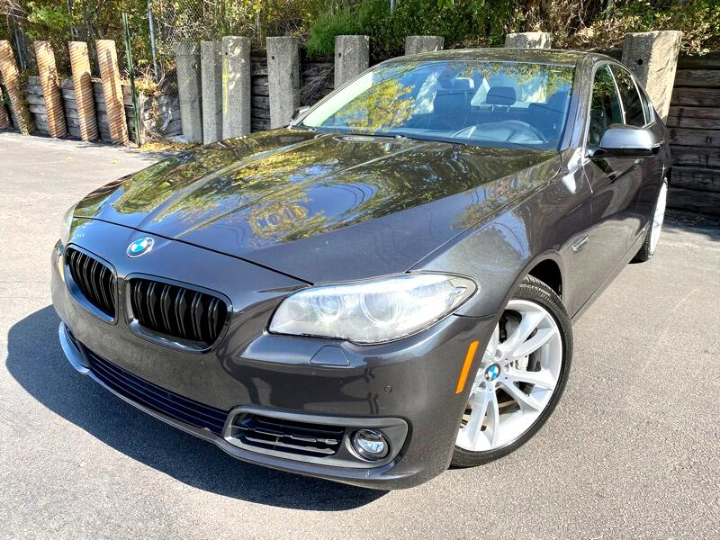 BMW 5-Series 535i xDrive 2015
