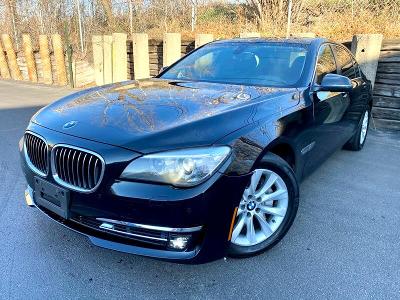 BMW 7-Series 740Li xDrive 2013