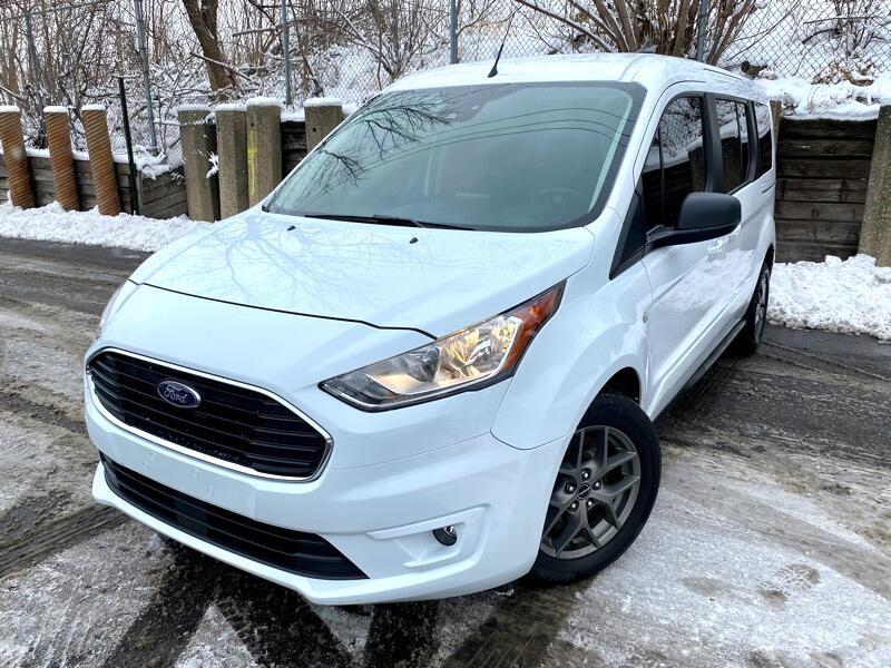 Ford Transit Connect Wagon XLT LWB w/Rear 180 Degree Door 2019