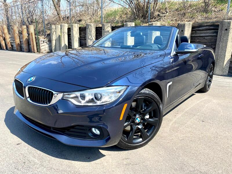 BMW 4-Series 435i xDrive convertible 2015