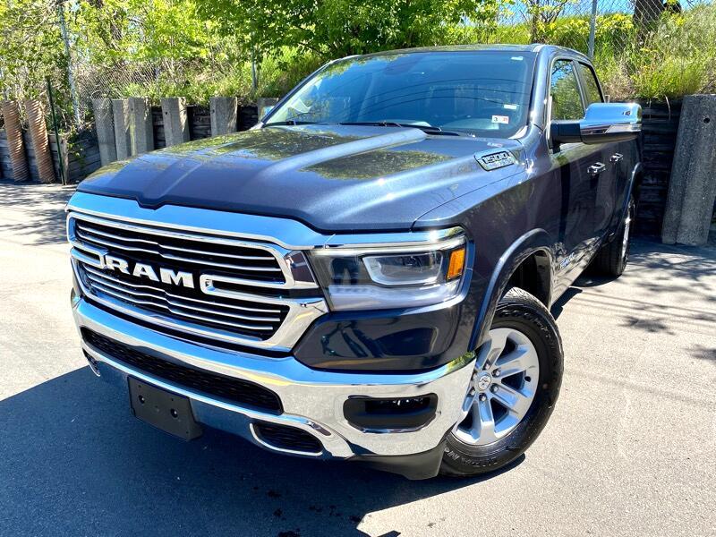 RAM 1500 Laramie Quad Cab 4WD 2020