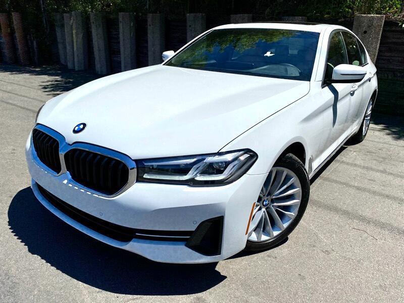 BMW 5-Series 530i xDrive 2021