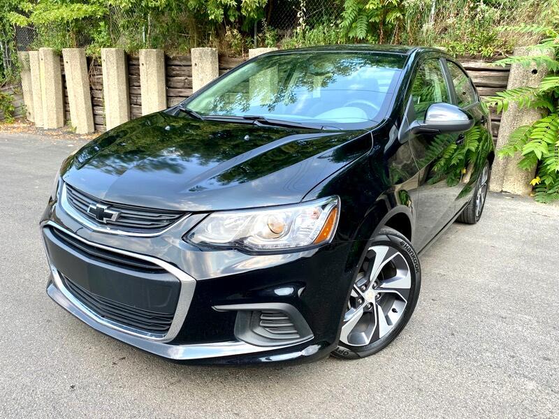Chevrolet Sonic LS Auto Sedan 2020