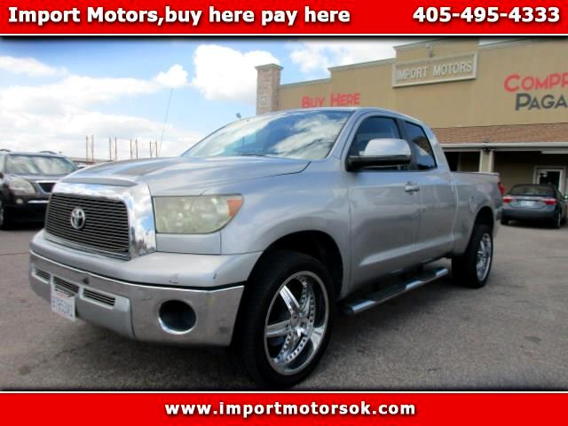 2008 Toyota Tundra SR5 5.7L V8 Double Cab 2WD Long Bed
