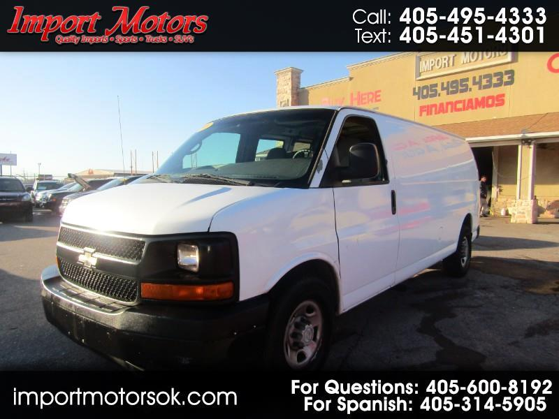 Chevrolet Express 3500 Extended Cargo 2008