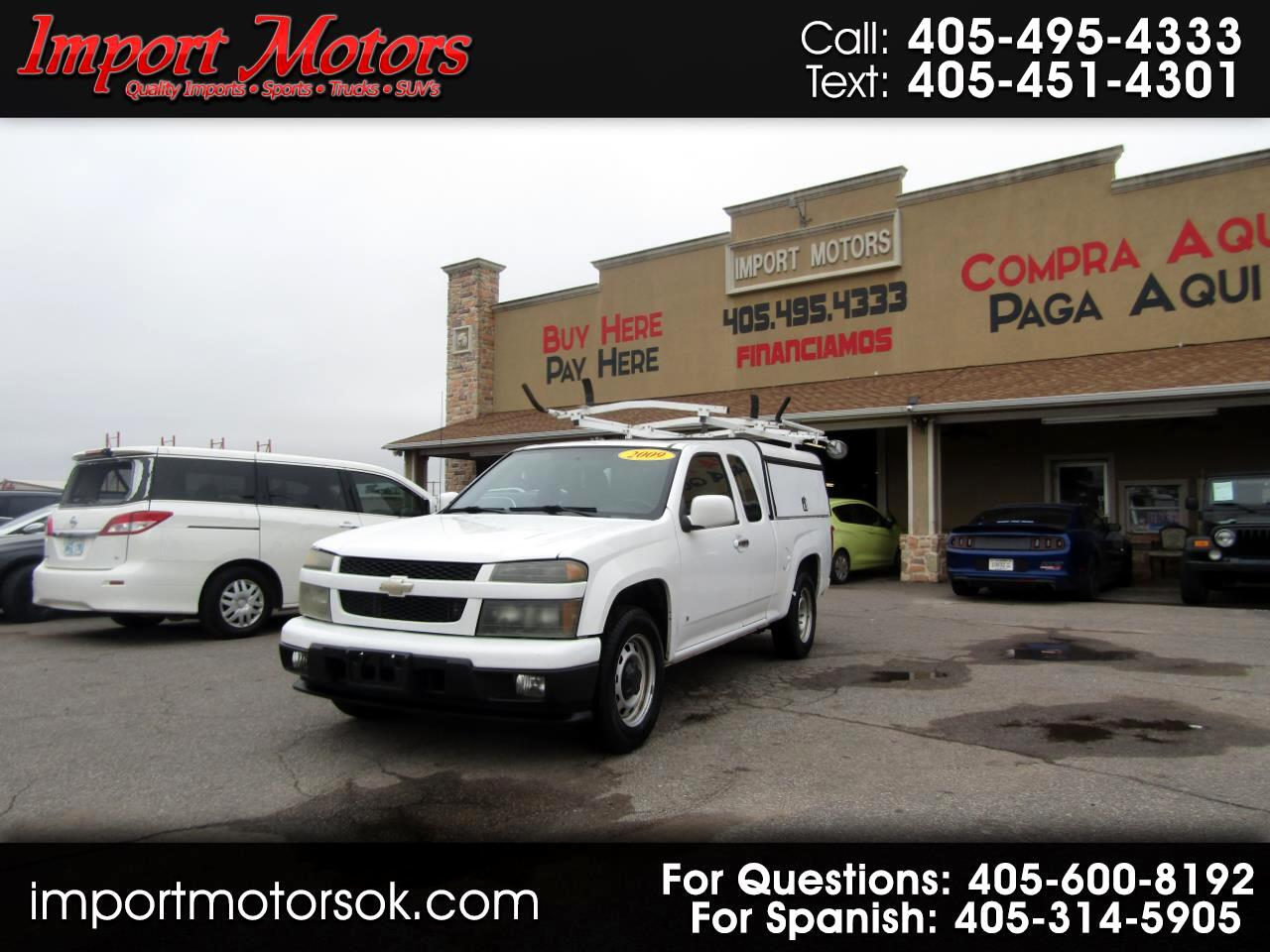 Chevrolet Colorado Work Truck Ext. Cab 2WD 2009